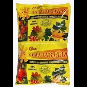 Грунт для лиственных и плодовых растений 50 л